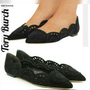 Tory Burch LEYLA Pointed Toe Flats